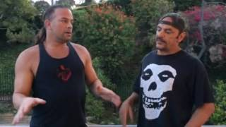 Sabu and Rob Van Dam talk hip surgery and gfm