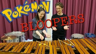 Pokemon Theme Bloopers