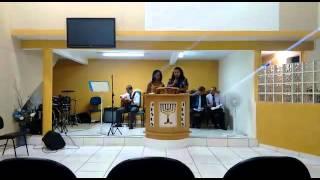 Louvando Presença Eliane Fernandes Igreja Assembléia de Deus zona sul Campinas