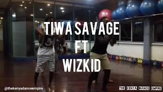 MA LO -  Tiwa Savage ft Wizkid(Official Dance video)