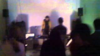 "DJ Simon Dread ""Protoje - Who dem a program"" in Art Avenue, Tbilisi"