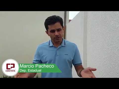 Mensagem de Natal do Deputado Marcio Pacheco - Cidade Portal