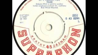 Štěpán Mátl - Tulák [1967 Vinyl Records 45rpm]