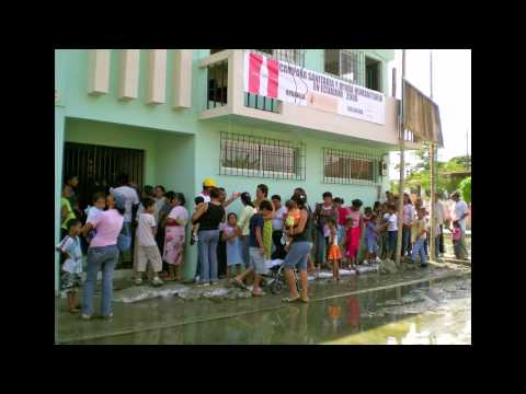 ACEIB. REALIZA LA TERCERA  EDICION  DE LA CAMPAÑA SANITARIA Y DE AYUDA HUMANITARIA ECUADOR 2008