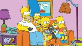 Billy Joel - We Didn't Start The Fire - Simpsons Remix