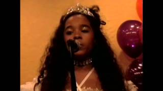 8 YEAR OLD ZHAVEA PERFORMING ANGEL OF MINE