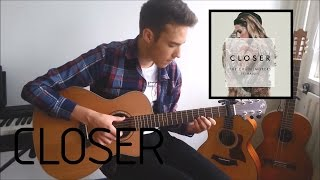Closer - The Chainsmokers ft. Halsey (Fingerstyle Guitar Cover) by Guus Music