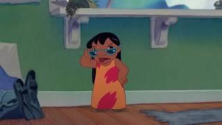 Lilo and stitch 2 stitch has a glitch.  Funny scenes