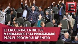 Legisladores difieren sobre reunión entre Peña Nieto y Trump