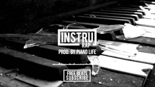 """""""OLD DAYS""""   Instrumental Rap Old School/Conscient/Triste - 2017   Prod. by Piano life"""