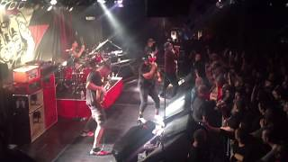 "Prophets of Rage: ""Bulls on Parade"" at The Paradise in Boston 9/2017"