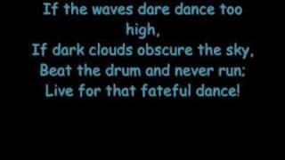 Bink's Sake Lyrics
