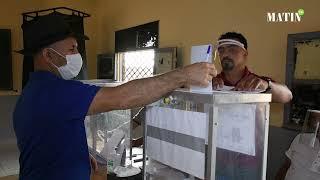 Scrutin du 8 septembre : L'Ambiance du jour de vote à Berrechid