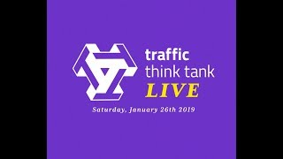 Traffic Think Tank LIVE - Jan 26, 2019 - An In-Person SEO Training Event