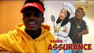 Davido - Assurance (Official Video) ||Cover