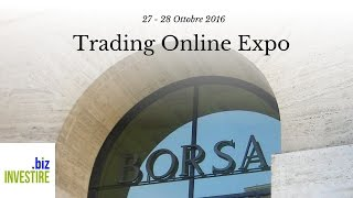 Trading Online Expo 27-28 Ottobre 2016