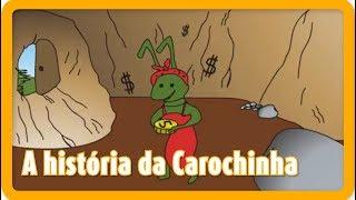 A História da Carochinha   Cantada   Português