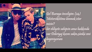 Pharrell Williams ft Miley Cyrus-Come Get it Bae