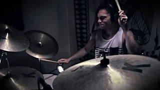Skrillex - Burial (Drum Cover)