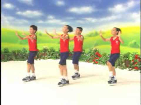 4-6年級健康操標準式連續動作.wmv - YouTube