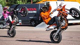 Start2Ride | Supermoto Stunt