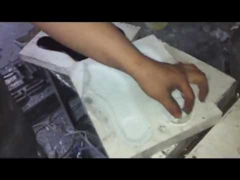 rtv2 kalıp silikonu  nasıl kullanılır part 2
