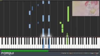 Btooom! Ending - Aozora (Synthesia)