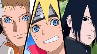 Boruto the Movie [AMV] - Impossible Full HD