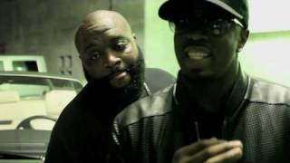 "Dirty Money Feat. Rick Ross- ""Angels"" Remix (Behind The Scenes)"