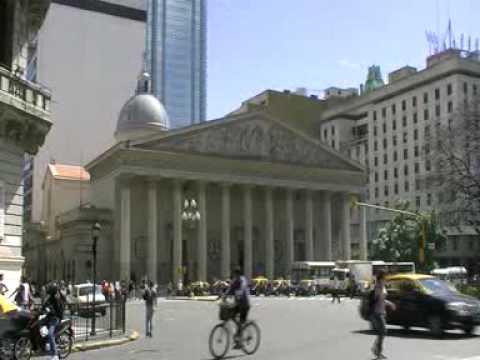Viaje por Sudamerica di Giacomo Sanesi. Buenos Aires (ARG). 00010 – catedral metropolitana