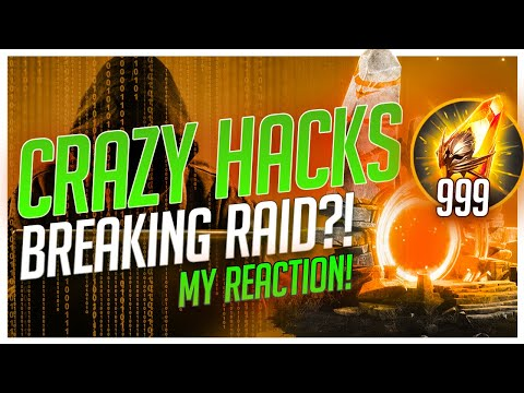CRAZY Hacks Breaking RAID?! My Reaction!