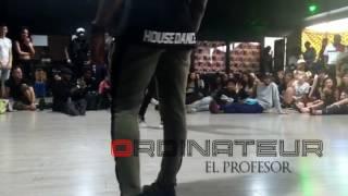 ORDINATEUR EL PROFESOR (AFREEKA BEST DANCE CAMP PARIS)