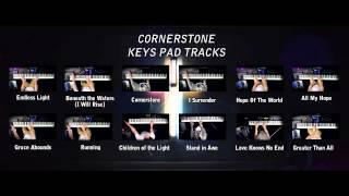 Hillsong Live - Cornerstone - Key Pads Tracks