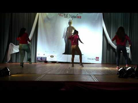 Nepali Modern Dance 3 (Miss UK Nepal 2012)