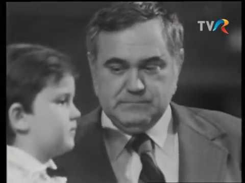 Un copil minune - Dem Radulescu si Ciprian Ghica