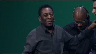 Aparición estelar de Pelé en la Conferencia de EA E3 2015