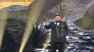 Second Rehearsal of Jacques Houdek from Croatia - My Friend - Eurovision Kyiv