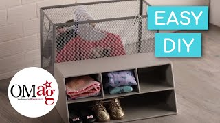 Doll Clothing Closet | OMaG | American Girl