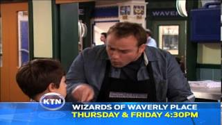 Wizards of waverly place generic