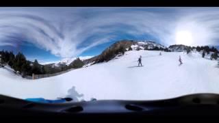 Neilson 360 VR Skiing Video