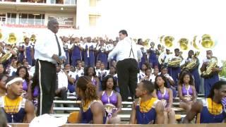 Alcorn vs MSU 2013 ~ Ambitionz Az A Ridah (Tupac)
