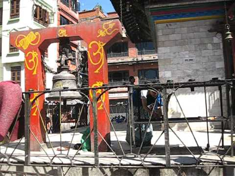 Kathmandu Tempelzeremonie