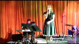 HATIKVAH - National Anthem Of Israel performed by THE SULTANS OF SWING feat.: MAREN ELLEFSON