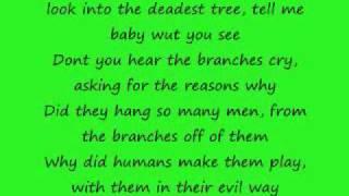 my axe-ICP lyrics