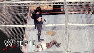 The Deadman's Domain - WWE Top 10