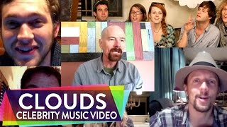 "Zach Sobiech ""Clouds"" Celeberity Music Video 