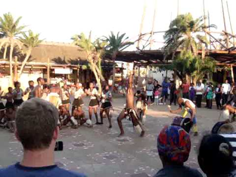 Zulu Dancers Part 1.MPG