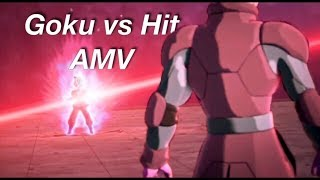 Goku vs Hit AMV-Goosebumps