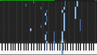 Brave Song - Angel Beats! - Ending [Piano Tutorial] (Synthesia) // Animenz