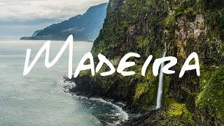Madeira Adventure 2017 Drone Video, DJI Phantom 4